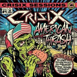 Crisix - Crisix Session #1 : American Thrash - LP COLOURED