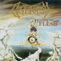Cryptopsy - Blasphemy Made Flesh - CD DIGIPAK