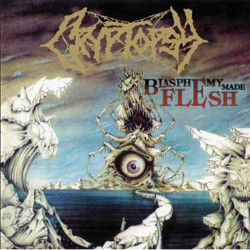 Cryptopsy - Blasphemy Made Flesh - CD + DVD digibook