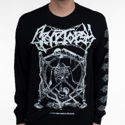 Cryptopsy - Bound - Long Sleeve (Homme)