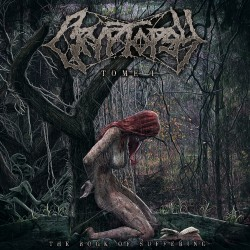 Cryptopsy - The Book Of Suffering Tome 1 - CD DIGIPAK