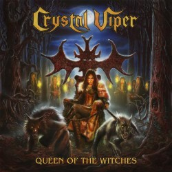 Crystal Viper - Queen of Witches - CD
