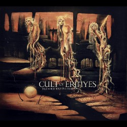 Cult Of Erinyes - Blessed Extinction - CD