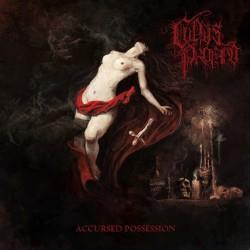 Cultus Profano - Accursed Possession - CD DIGIPAK