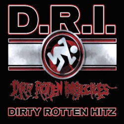 D.R.I. (Dirty Rotten Imbeciles) - Greatest Hits - LP COLOURED