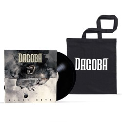Dagoba - Black Nova - Double LP + Tote bag