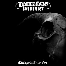Damnations Hammer - Disciples of Hex - CD