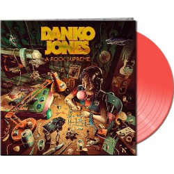 Danko Jones - A Rock Supreme - LP Gatefold Coloured
