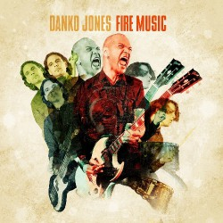 Danko Jones - Fire Music - LP