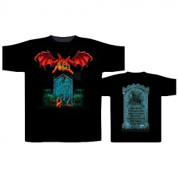 Dark Angel - Darkness Descends - T-shirt (Homme)