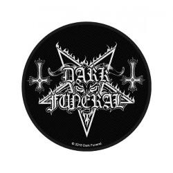 Dark Funeral - Circular Logo - Patch