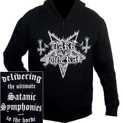 Dark Funeral - Satanic Symphonies - Hooded Sweat Shirt (Homme)