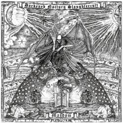 Darkened Nocturn Slaughtercult - Mardom - CD DIGIPAK