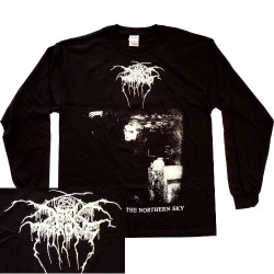 Darkthrone - A Blaze In The Northern Sky - Long Sleeve (Homme)