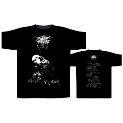 Darkthrone - Fenriz / Artic Thunder - T-shirt (Men)