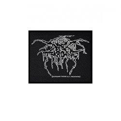 Darkthrone - Lurex Logo - Patch