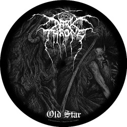 Darkthrone - Old Star - BACKPATCH