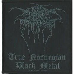 Darkthrone - True Norwegian Black Metal - Patch