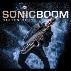 Darren Rahn - Sonic Boom - CD DIGIPAK