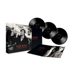 David Bowie - The Broadcast Collection - 3LP BOX