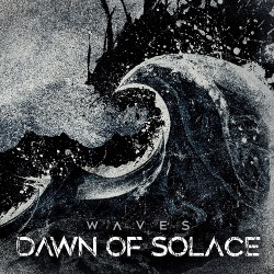 Dawn Of Solace - Waves - CD