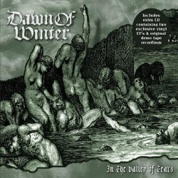 Dawn Of Winter - In The Valley Of Tears - 2CD DIGIPAK