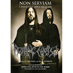 Dayal Patterson - Non Serviam : L'Histoire Officielle De Rotting Christ - BOOK