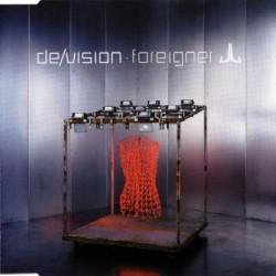 De/Vision - Foreigner - Maxi single CD
