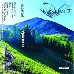 Deafest - Ephemeral - CASSETTE