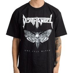 Death Angel - Evil Divide Moth - T-shirt (Homme)