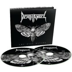 Death Angel - The Evil Divide - CD + DVD Digipak