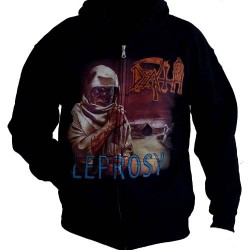 Death - Leprosy - Hooded Sweat Shirt (Homme)