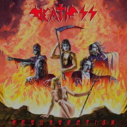 Death SS - Resurrection - CD DIGIPAK
