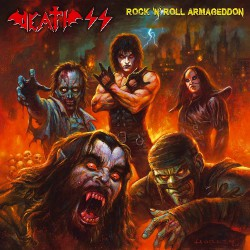 Death SS - Rock 'n' Roll Armageddon - LP