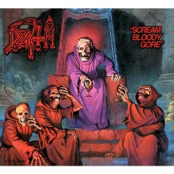 Death - Scream Bloody Gore - DOUBLE CD