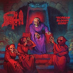 Death - Scream Bloody Gore - LP COLOURED