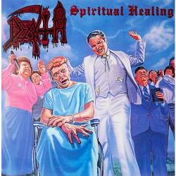 Death - Spiritual Healing - LP