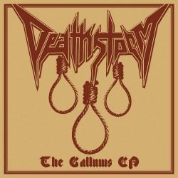 "Deathstorm - The Gallows EP - 10"" vinyl"