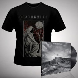 Deathwhite - For A Black Tomorrow - LP gatefold + T-shirt bundle (Homme)