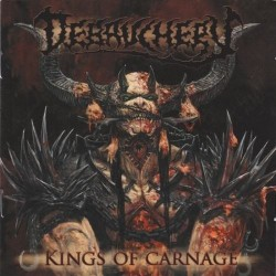 Debauchery - Kings of Carnage - CD