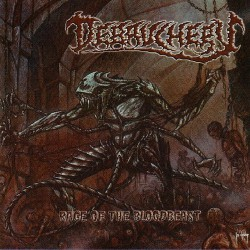 Debauchery - Rage of the Bloodbeast - CD