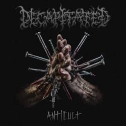 Decapitated - Anticult - CD