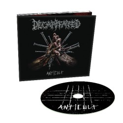 Decapitated - Anticult - CD DIGIPAK