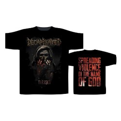 Decapitated - Blessed - T-shirt (Men)