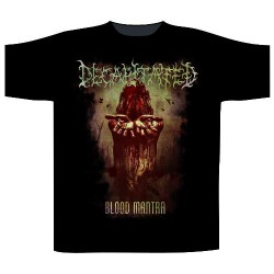 Decapitated - Blood Mantra - T-shirt (Men)