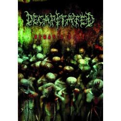 Decapitated - Human's Dust - DVD METAL BOX