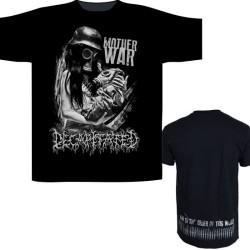Decapitated - Mother War - T-shirt (Men)