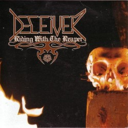 Deceiver - Riding with the Reaper - CD