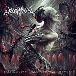 Deceptionist - Initializing Irreversible Process - CD