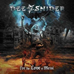 Dee Snider - For The Love Of Metal - CD